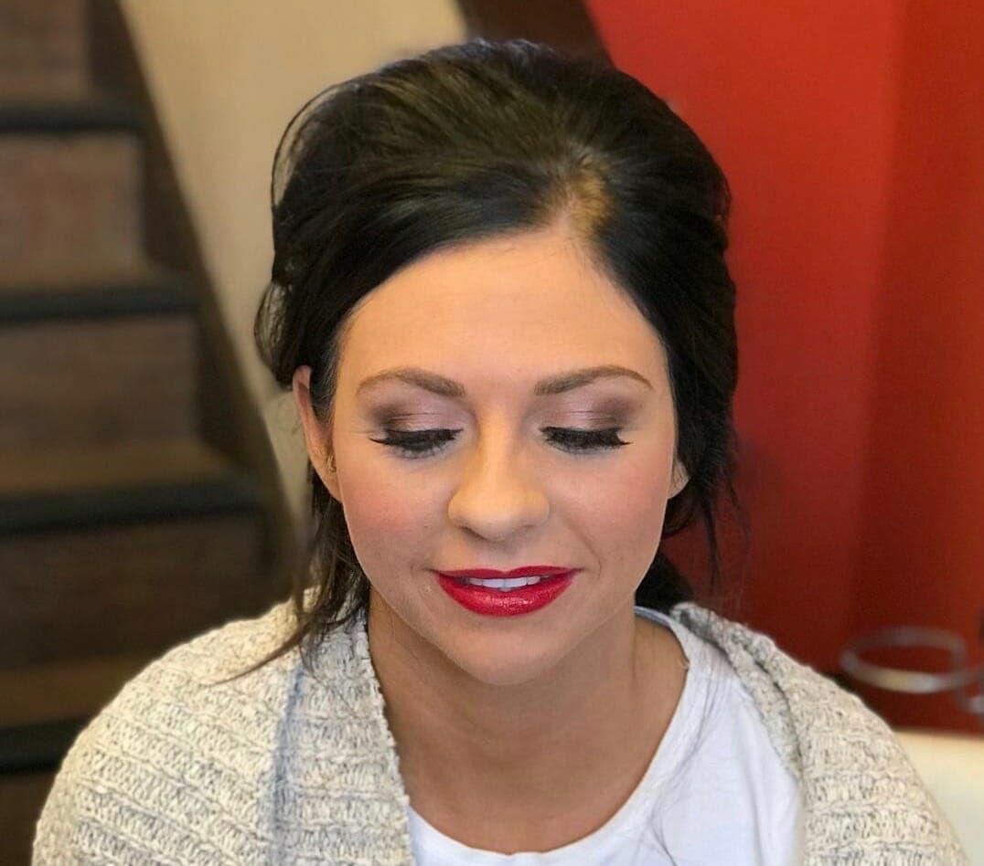 Bridal hair and makeup Kent